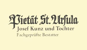 Logo - Pietät St. Ursula in Oberursel
