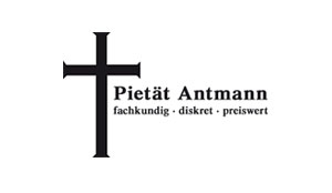 Logo - Pietät Antmann in Oberursel