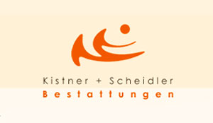 Logo - Kistner + Scheidler Bestattungen in Frankfurt