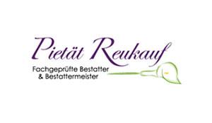 Logo - Pietät Reukauf in Frankfurt