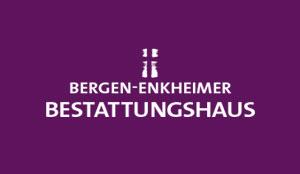 Logo - Bergen-Enkheimer Bestattungshaus in Frankfurt