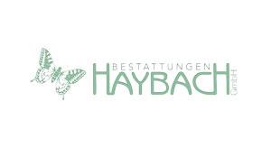 Logo - Bestattungen Haybach in Wiesbaden
