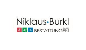 Logo - Niklaus-Burkl Bestattungen GmbH in Mainz-Kostheim