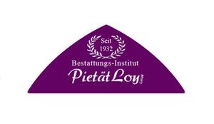 Logo - Pietät Loy in Wiesbaden