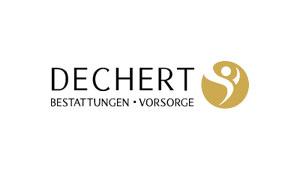 Logo - Dechert Bestattungen in Darmstadt