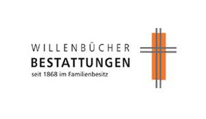 Logo - Willenbücher Bestattungen in Darmstadt