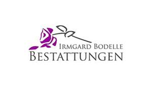 Logo - Bestattungen Irmgard Bodelle in Gießen