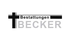 Logo - Bestattungen Becker in Karlsruhe