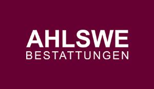Logo - Ahlswe Bestattungen in Seelze