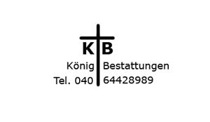 Logo - König Bestattungen in Hamburg