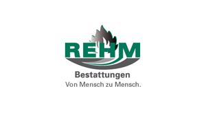 Logo - Rehm Bestattungen in Heidelberg
