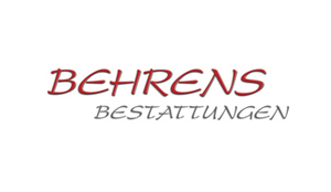 Logo - Behrens Bestattungen in Seelze