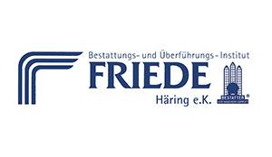 Logo - FRIEDE Bestattungen in Würzburg