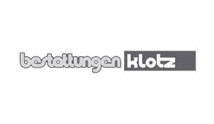 Logo - Bestattungsinstitut Klotz in Worms