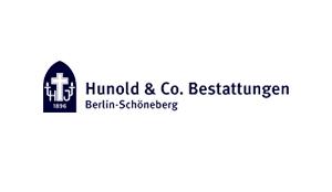 Logo - Hunold Bestattungen in Berlin