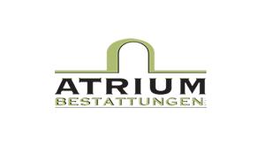 Logo - Atrium Bestattungen in Berlin