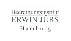 Logo - Beerdigungsinstitut Erwin Jürs in Hamburg