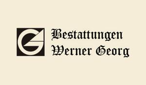 Logo - Bestattungen Werner Georg in Hannover