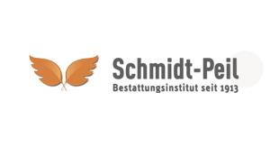Logo - Bestattungen Schmidt-Peil in Hamburg