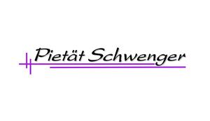 Logo - Pietät Schwenger in Mainz