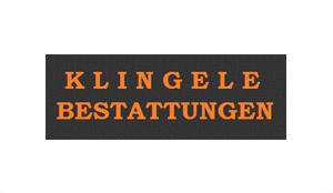 Logo -  Klingele Bestattungen in Kirchzarten