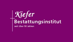 Logo - Bestattungen Kiefer in Karlsruhe