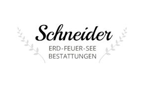 Logo - Schneider Bestattungen in Berlin