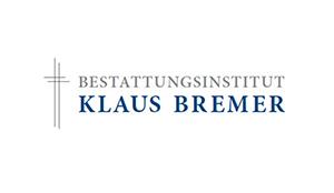Logo - Bestattungsinstitut Klaus Bremer in Scheessel