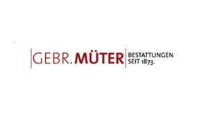 Logo - Müter Bestattungen in Lübeck