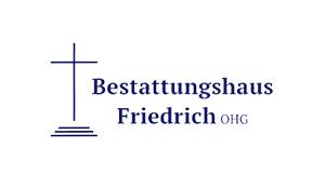 Logo - Bestattungshaus Friedrich in Berlin