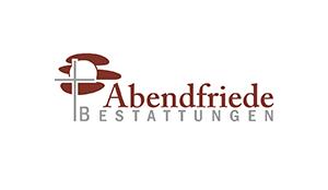 Logo - Abendfriede Bestattungen in Magdeburg