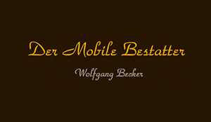 Logo - Der mobile Bestatter in Berlin
