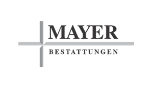 Logo - Mayer Bestattungen in Mainz