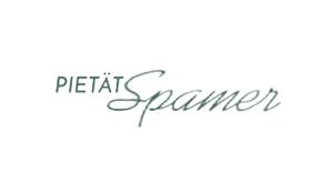 Logo - Pietät Spamer in Offenbach