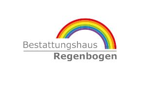 Logo - Bestattungshaus Regenbogen in Karlsruhe
