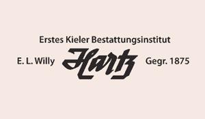 Logo - Hartz Bestattung in Kiel