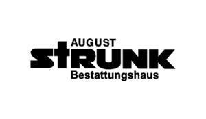 Logo - August Strunk Bestattungen in Kiel