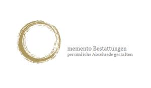 Logo - memento Bestattungen in Berlin