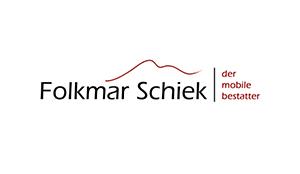 Logo - Folkmar Schiek Bestattungen in Stuttgart
