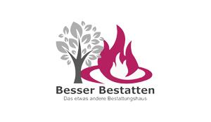 Logo - Besser Bestatten in Berlin