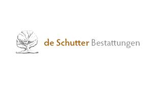 Logo - Beerdigungsinstitut de Schutter in Kaiserslautern